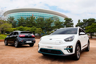 Kia Niro EV foto's en eerste specificaties