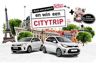 Paasactie: Win een Citytrip!