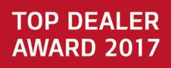 Top Dealer Award 2017