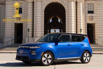 Kia e-Soul wint 2020 World Car Awards
