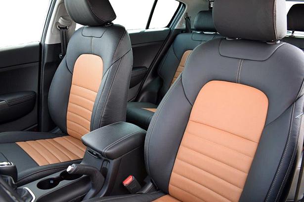 Ontdek de stoere Kia Sportage Black Edition